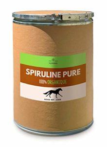 Spiruline pure pour chevaux 25KG