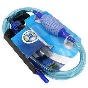 Syphon Gravel Cleaner Nettoyant pour aquarium, Siphon et nettoyant pour aquarium