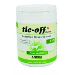 TIC-OFF pot de 140 grammes