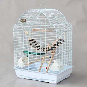 WRJ Grande Couverture Filet Maille Cage Oiseau Perroquet Cage, Nylon Souple avec Cordon de Serrage réglable modèle de Black Phoenix Villa Cage Myna Grande Cage d'élevage pivoines,6