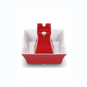 Ab Pet Hair Dryer Distributeur d'eau pour Animaux Cycle Automatique Chat Chien de Compagnie Distributeur d'eau Portable réservoir d'eau Distributeur,