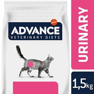 Advance Veterinary Diets Croquettes pour Chat Troubles urinaires 1,5 kg