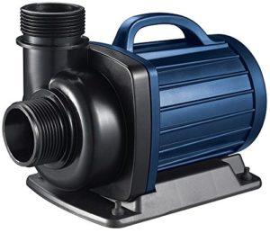 Aqua Forte Filtre Pompe de bassin-/DM-30000Vario, 45–385W, Hauteur de refoulement 8m, réglable DM-30000 29 x 40 x 19 cm Bleu/Noir
