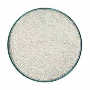 Aquatix Sable pour Aquarium Malawi Cichlid TANGANYIKA Blanc Naturel 1-3 mm