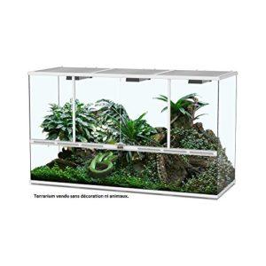 Aquatlantis Terrarium Alu 132 x 45 x 60 cm