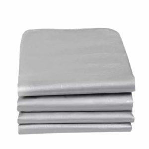 Bâche LINGZHIGAN Épais en Plastique imperméable à l'eau en Tissu imperméable à l'eau en Plein air Sun Protection Protection Solaire (Taille : 2 * 3m)
