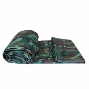 Bâche LINGZHIGAN Toile Toile en Plein Air Camouflage Tente Tissu Épaississement Crème Solaire Étanche Tissu Tissu Tissu Industriel (Taille : 3 * 6m)