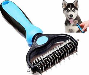 BIGFOX Brosse à poils longs pour chien et chat