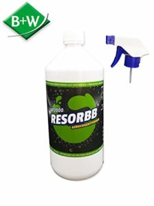ECODOR UF2000 – Recharge pour Animaux domestiques – geruchent Urine ​ – 1 L