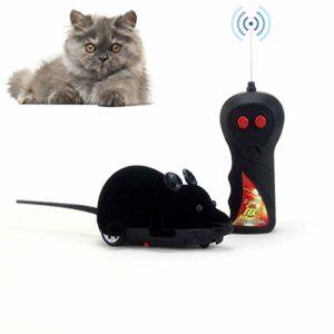 Eon Systems Souris à télécommande avec contrôle sans Fil pour Chat et Chiot