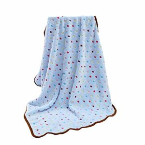 Fansi 1 Pcs Pet Peluche Tapis Chaud l'automne Hiver Plus Chaud Chien Chat lit Tapis chenil décoration Size 20cm*25cm