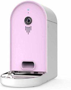 Fournitures pour animaux Smart Pet 6L chargeur automatique de synchronisation quantitative et 165 Deg;Caméra de vision nocturne grand angle USB double interface Power Smart Cat Chargeur automatique Ro