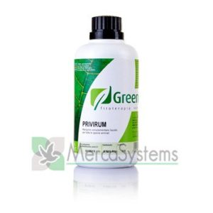 Greenvet privirum 500ml, (parásitos intestinales)