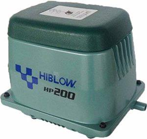 Hiblow SC392Pompe HP–200