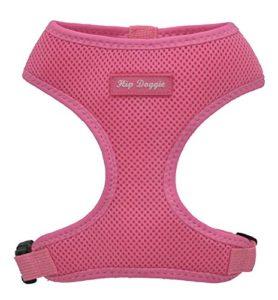 Hip Doggie HD-6PMHPK-S Petit Ultra Confort rose casquette gilet harnais