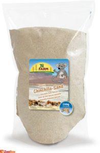 JR Farm Sable spécial Chinchilla Seau 4kg