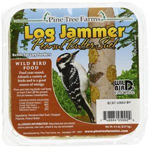 Log Jammers Peanut Suet