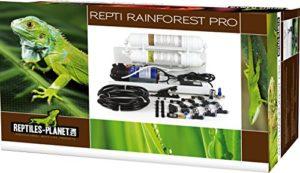 REPTILES PLANET Centrale de brumisation terrarium Reptiles Repti Rainforest Pro
