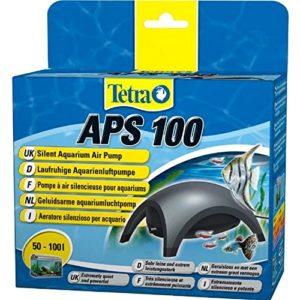 TETRA APS 100 – Pompe à Air pour Aquarium de 50 à 100L