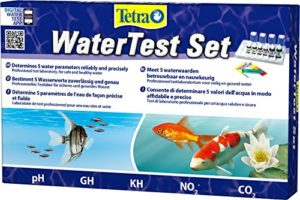 TETRA WaterTest Set – Kit Complet de Tests d'analyse de l'Eau pour Aquarium