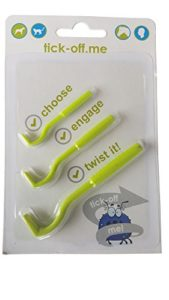 Ubo0609. Me Tick Remover Twister pour Chiens Chats Chevaux Animaux