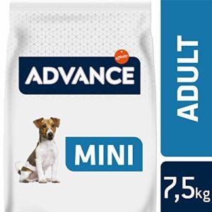 Advance Croquettes pour Chien Mini Adulte Poulet et Riz 7,5 kg