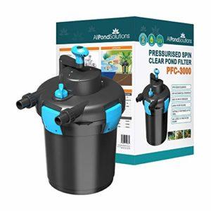 All Pond Solutions koï sous pression filtre de bassin/stérilisateur UV pour Pfc-