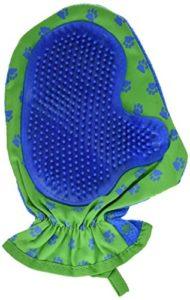 Articles 4U 00525épilation Gant, Bleu/vert