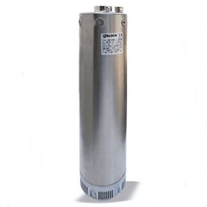 Bloch–electrobomba étanche en inox MxF 3/4M 5«