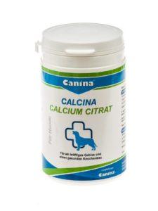 Canina Pharma Calcina Calcium Citrat 125 g