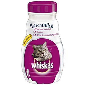Chats Whiskas – lait 200 ml, lot de 6