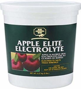 ELECTROLYTES APPLE 5# 81110 FAR 4/CS