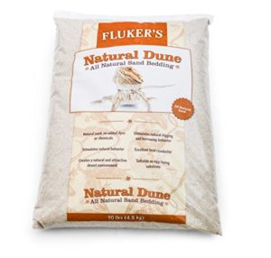 Flukers Naturel Dune Reptile Sable, 4,5 kilogram