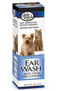 Four Paws Nettoyant auriculaire 118 ml