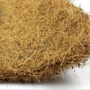 Greenhouse Terreau Litières Substrat Brique Fibre de Coco pour Reptiles et Amphibiens-5 Tailles à Choisir – marron, 100 x 40cm