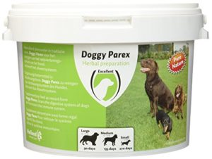 Holland Animal Care Doggy Parex Complément Nutritionnel pour Chien 810 g