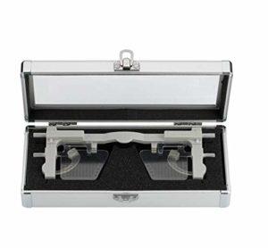 HYCy® Pupilometer Réglable PD & PH Hauteur de la pupille Distance Mètre Lunettes Règle Outil Optique Test de la Vue ophtalmique