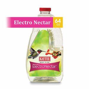 Kaytee Products Electro Nectar Hummingbird Wild Bird Ready to Use Formula 64oz