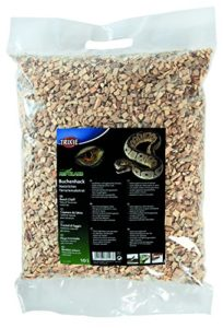 TRIXIE – Copeaux de hêtre, Substrat naturel p.terrarium, 10 l,