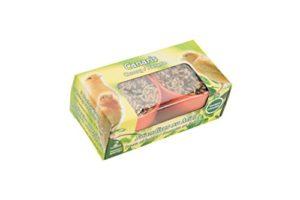 Agrobiothers Godets Mélange Graines Canaris 22 G pour Oiseaux