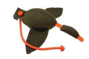 Apportable, Canard Dummy , 400g – Kaki – FIREDOG
