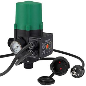 Contrôleur de pression de pompe avec fil 10 bar – Pressostat Jardin