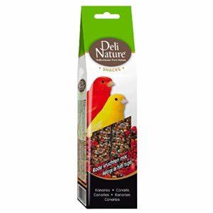 Deli Nature canari Snacks Fruits Rouges X260g