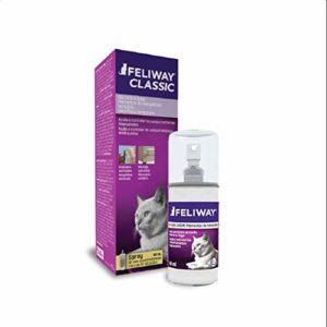 Feliway FELI004 Solution Pratique/Efficace pour le Confort de Chat