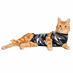 Suitical restauration Conséquence Cat, XXX Petit, Noir Camouflage