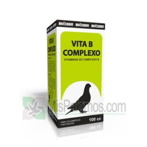 Vita B Complexe de avizoon 100ml, (concetrado à base de vitamines du groupe B)