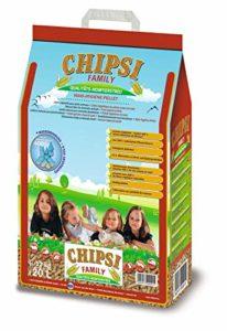 Chipsi Family Litière pour Petit Animal 20 L-12 kg