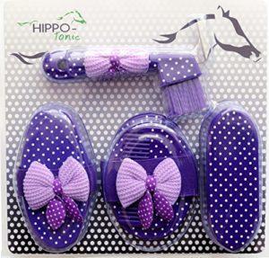 HIPPO-TONIC Kit De Pansage Nud – Violet