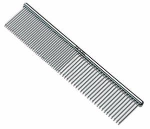 Ivebetter Creative pour animal domestique 7–1/5,1cm en acier Toilettage Peigne