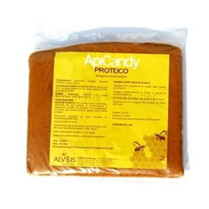Apicandy Proteico 1 kg Pouch – Apiculture Bee Nourriture